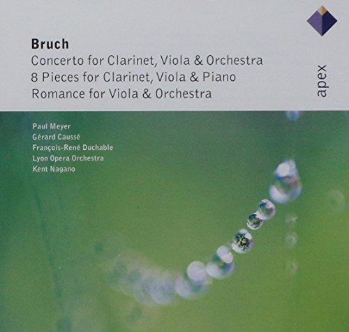 Konzert Für Klarinette,Viola & Orchester