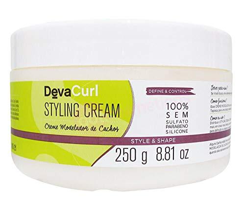 Deva Curl Styling Cream - 250G