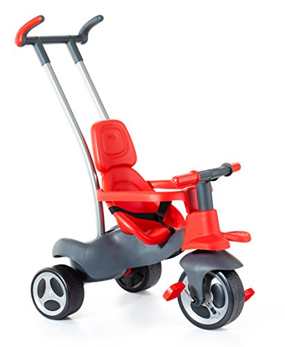 Molto – tricycle Urban Trike Easy Control, Red (17210)