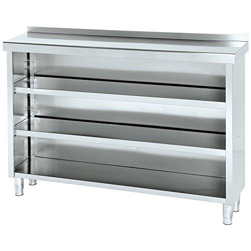 Macfrin 1202 Mueble de 150X30 Estantes Trasbarra