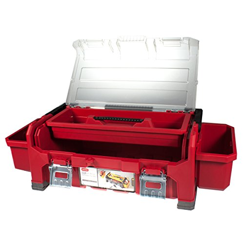 Keter 17191877 exponer caja de herramientas