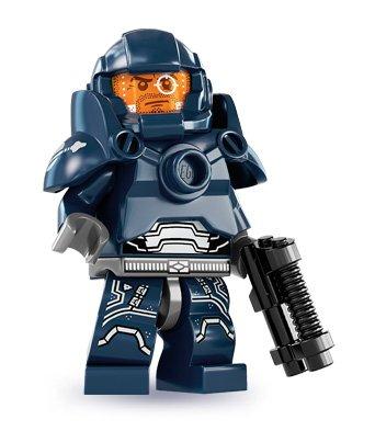 LEGO 8831 Minifigure Series 7 - Galaxy Patrol