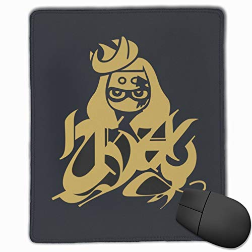 Spl-ATO-On 2 Spla-Tocalypse Spl+Atfest 9 Washable Printed Stylish Office Gaming Gaming Mouse Pad