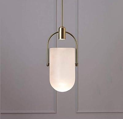 Lámpara de techo LED de vidrio Restaurante Bar Dormitorio Business Place Iluminación de la sala Lámpara