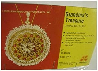 vintage lee wards ornament kits