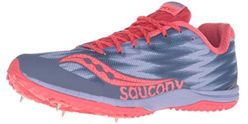 Saucony Kilkenny XC Spike Lavender/Red 11 B (M)