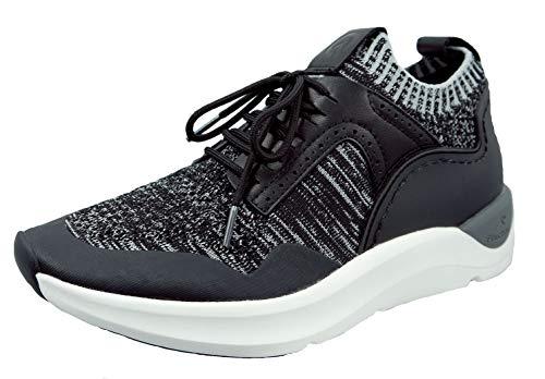 Zapatos de Hombre Fluchos Atom F0872 Negro