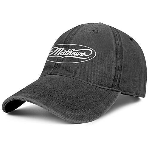 Mens Denim Cap Mathews-Archery-Compound-Bow-Lancaster- Ball Designer Vintage Caps Plain Adjustable Womens Fashion Hats