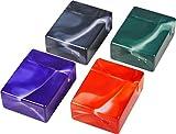 kogu Juego de 4 cajas para cigarrillos Pop Up XXL, sin puente, para 30 cigarrillos individuales