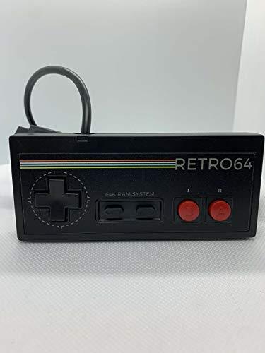 Commodore 64 Joystick Controller Control Pad Gamepad Retro