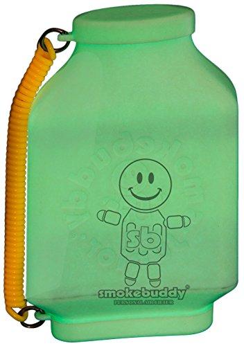 Smoke Buddy Glow White Junior Personal Air Filter