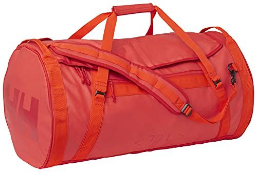 Helly Hansen Duffel Bag-68004, Accessori Unisex-Adulto, Alert Red, One size