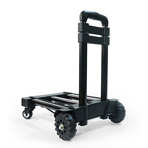 profesional ranking Cartucho plegable portátil 4WD con carro de ruedas universal CL-King … elección