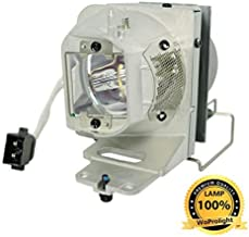 WoProlight BL-FP210B / BL-FP210A / SP.77011GC01 Replacement Lamp with Housing for Optoma DH1012 DH1009 W316ST W316ST, W351, UHD60 UHD65 Projectors,OEM Bulb Inside