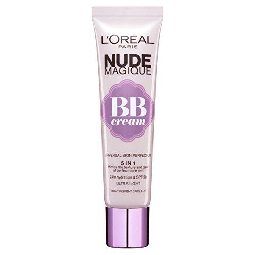 L'Oreal Paris Nude Magique - Crema BB, 30 ml