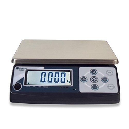 Báscula de Sobremesa con múltiples funciones Baxtran ABD 1500 (1,5Kgx0,1g) (25x21,5cm)
