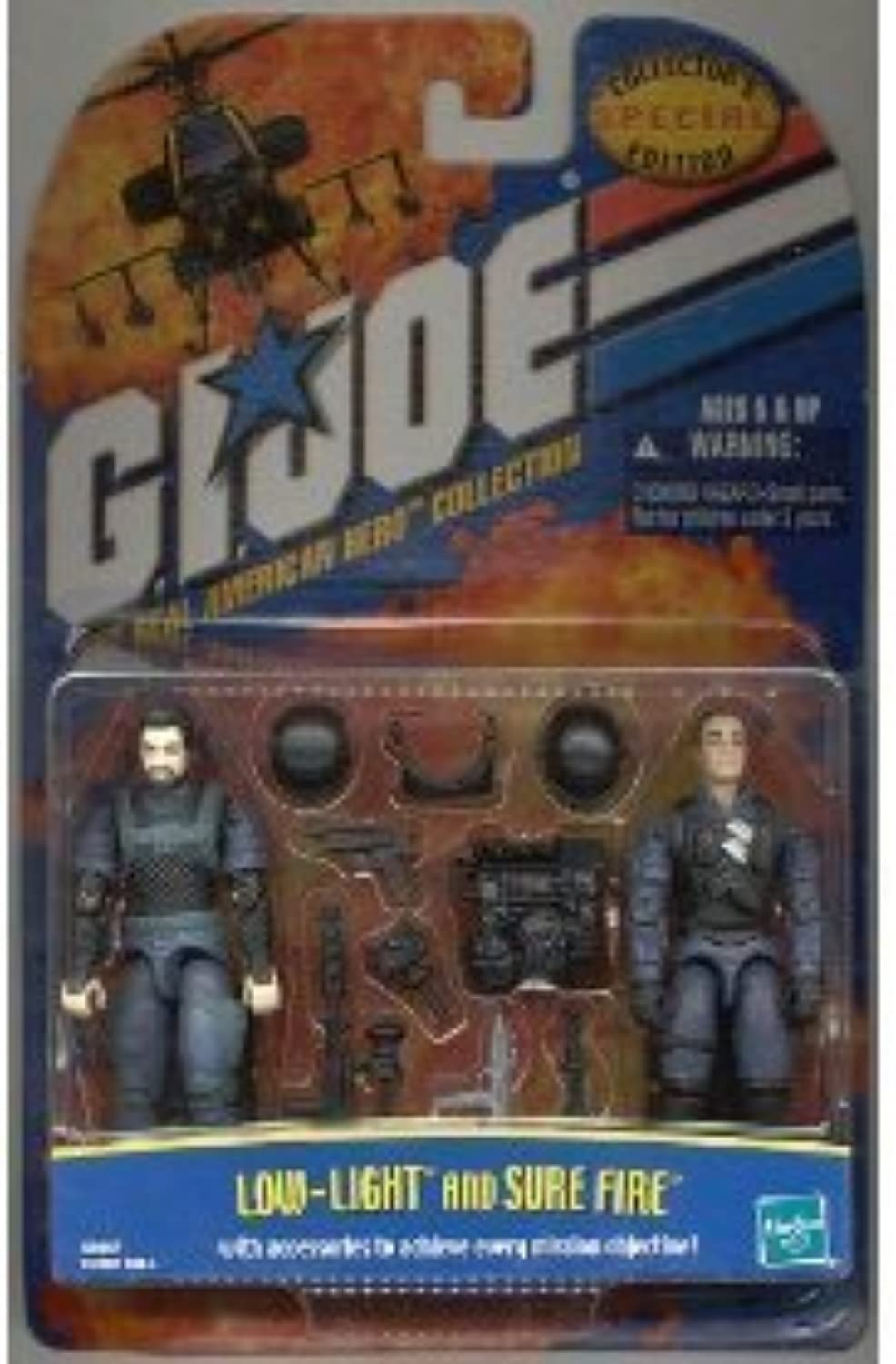 Galactic Heroes Star Wars Year 2007 Series 2 Pack 2 Inch Tall Mini Figure - DUROS with Blaster and GARINDAN with Blaster