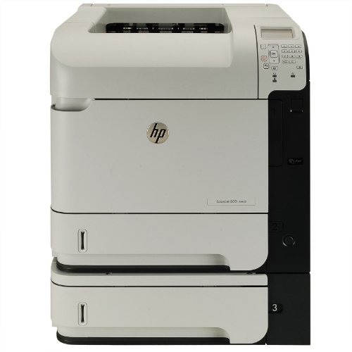 HP LaserJet Enterprise 600 M602x Monochrome-Laserdrucker (1200 x 1200 dpi, USB 2.0, Gigabit LAN)