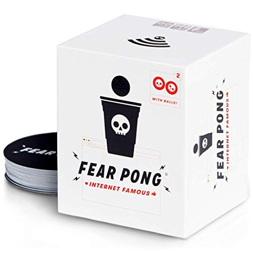 Fear Pong: Internet Famous