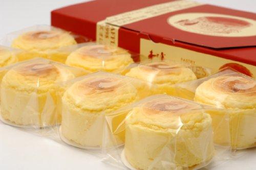 ペシェ・ミニョン函館洋菓子スナッフルス『チーズオムレット』