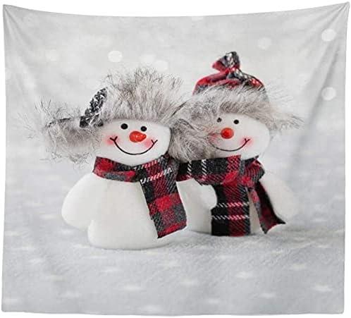 Wall Tapestries Snowman Max 63% [Alternative dealer] OFF Pattern B Aesthetic Tv Tapestry
