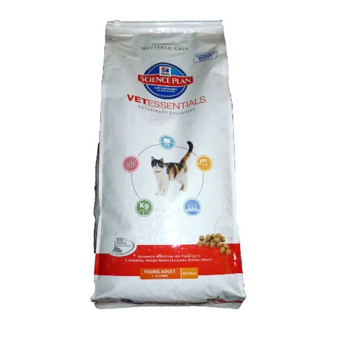 Hill?s Pet Nutrition - Hill's VetEssentials Feline Young Adult - 105 - 6,5 KG.