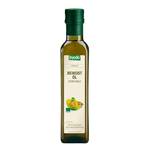 Byodo Öl zur Beikost für Säuglings- & Kindernahrung (250 ml) - Bio