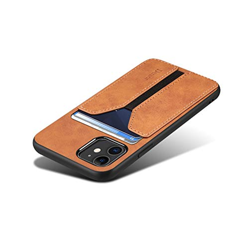 SUTENI Wallet Case Compatible with iPhone 12 Mini 5.4 inch, iPhone 12 Mini Wallet Case Slim Credit Card Slot Holder Case, PU Leather Wallet...