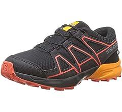 Salomon Speedcross CSWP J, Zapatillas de Trail Running Unisex ...