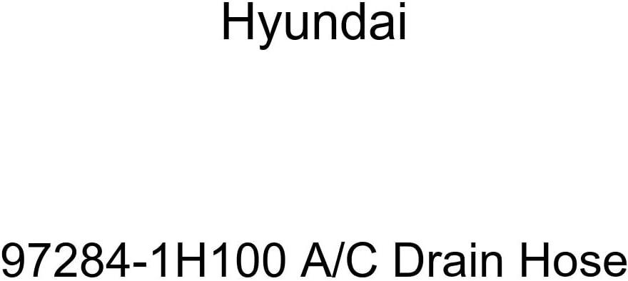 Genuine Hyundai Directly managed store 97284-1H100 A Fees free C Drain Hose