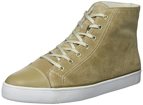 Kate Spade New York Women's LENDAL Sneaker, Brown, 9.5 Medium US