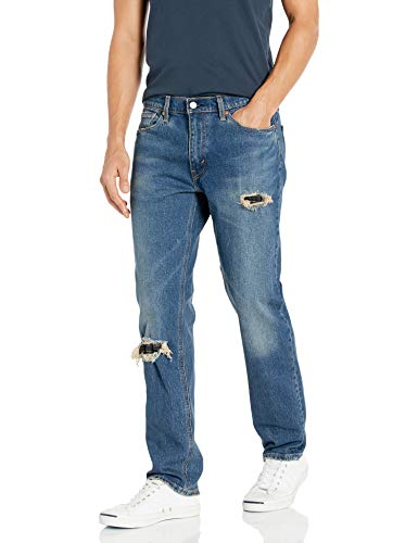 Levi's Herren 541 Athletic Fit Jeans, Top of The Morning-Destructed Stretch, 32 W/36 L