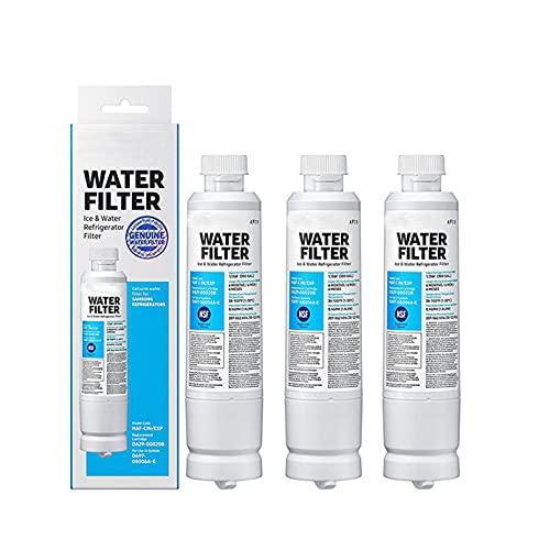 LNLJ Reemplazo del Filtro de Agua DA29-00020B Samsung HAF-CIN, HAF-CIN/EXP, DA29-00020A / B,6 Pack