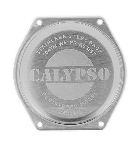 Calypso K5634 - Tapa de Suelo para Caja (Acero Inoxidable), Color Plateado