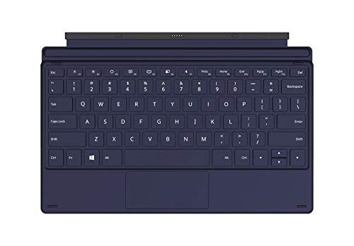 TECLAST Tastiera wireless T4 per laptop X4, tastiera wireless portatile ultraleggera e sottile per laptop TECLAST -Nero/QWERTY