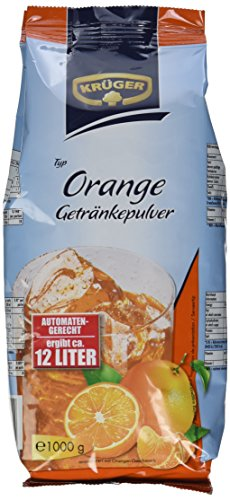 Getränkepulver Orange, 1er Pack (1 x 1000 g)