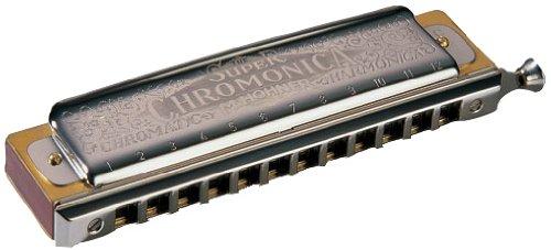 Hohner 270/C - Armonica a bocca cromatica tenore (48 fori)