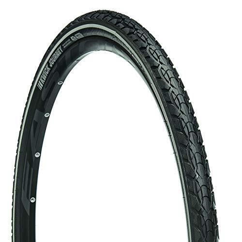 Kenda - Neumático para Bicicletas - Kwick Journey Sport KS SRC - 700 x 40 - Con Protección K-Shield - Ideal para Ciudad - Lista para Bicicletas Eléctricas - Adultos y Niños Unisex - Color: Negro