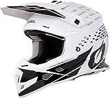 O'Neal Motocross-Helm 5SRS Trace Schwarz Gr. S