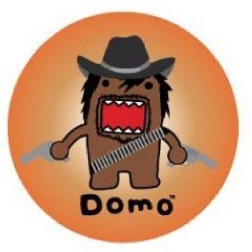 Domo Bandito 1.25-Inch Button