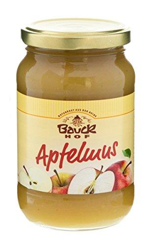 Bauckhof Apfelmus (360 g) - Bio