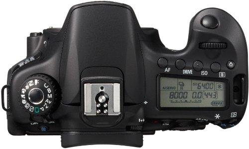 Canon EOS 60D Fotocamera Digitale Reflex 18