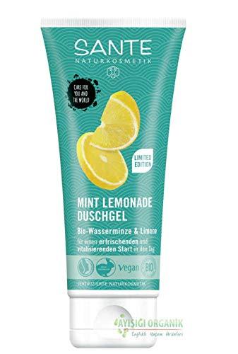 Sante: Duschgel Mint Lemonade (200 ml)
