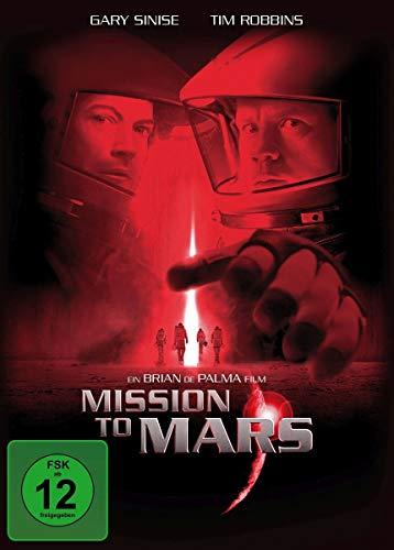 Mission to Mars - Special Edition Mediabook (+ 2 DVDs) (Filmjuwelen) [Blu-ray]
