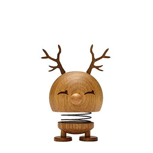 Gisela graham en bois bambi style cerf arbre de noël décoration