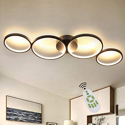 GBLY LED Dimmbar Deckenlampe Modern...