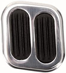 Universal Under blast sales Street Rod Dimmer Switch Polished Pad Aluminum Special price for a limited time