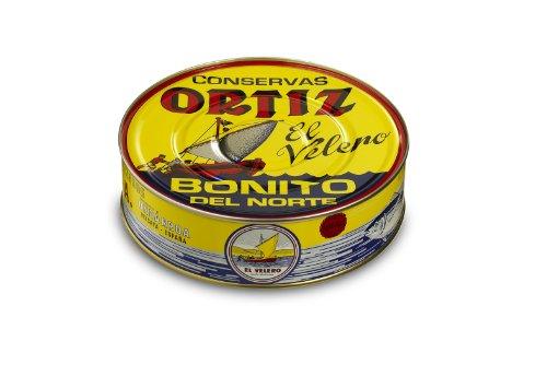 Ortiz 8411320231104 - Bonito del Norte, 1825 gr.