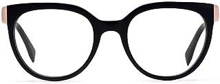 فيندي نظارة شمسية للنساء، عدسة شفافة، FF0131-29A-49