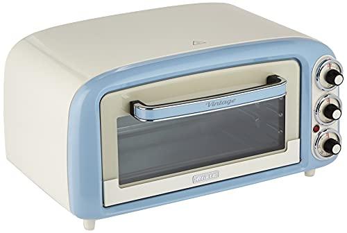 Ariete 979 Mini Horno, 1 W, 1 Cubic_Centimeters, plástico, Azul Pastel